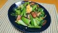 べんり菜とベーコンの玉子炒め 20191224