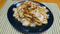 白菜と豚肉の味噌炒め 20200110