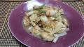 かきと白菜のオイスターソース炒め 20200127