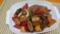 根菜の煮物 20200129