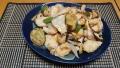 鶏むね肉と野菜の甘酢炒め 20200130