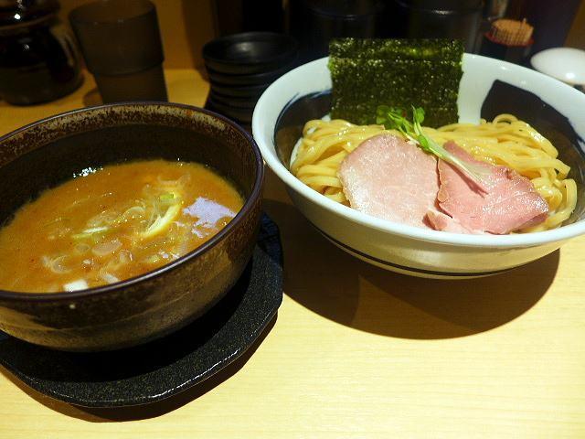 麺匠 一号艇@01濃厚魚介つけ麺 1