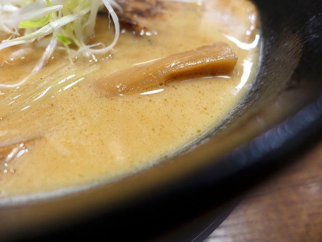 中華そば 餃子酒場 つち家@01鶏白湯 醤油 2