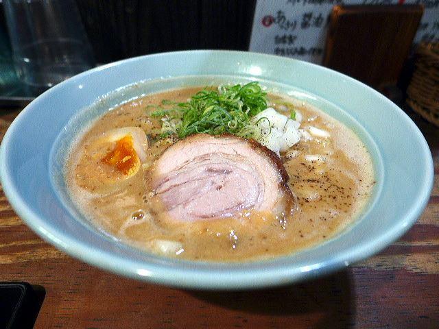 みのる製麺@01鶏 濃厚らーめん 1