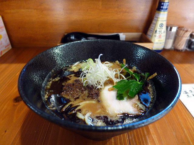 らぁ麺 TORRY@02味噌らぁ麺 1