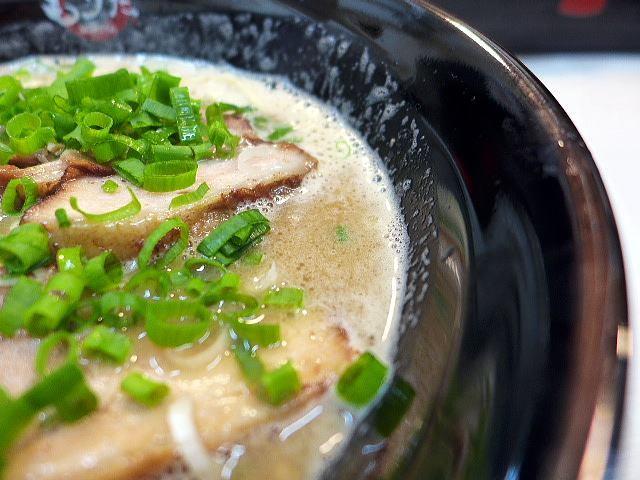 麺や もりた@01鶏豚骨ラーメン 2
