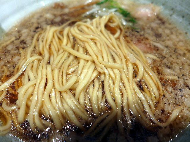 麺処 天川@03アグー背脂入醤油らあめん 3
