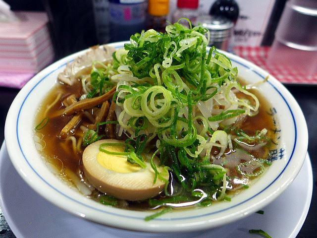 ラーメン藤 肥後橋店@01醤油ラーメン 1