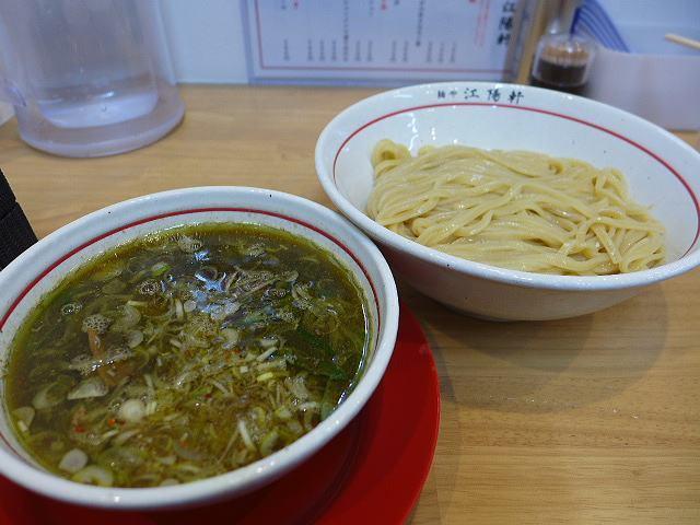 麺や 江陽軒@02つけそば 並盛(200g) 1