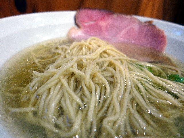 丸山製麺所@01鶏らーめん 3