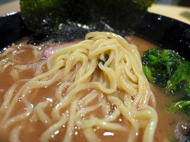 麺家 あくた川@01並 らーめん 3