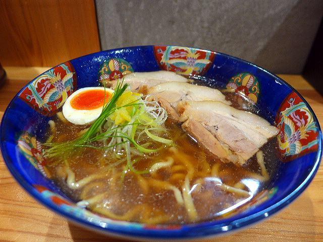麺FACTORY JAWS 2nd@01手揉み醤油らーめん 1