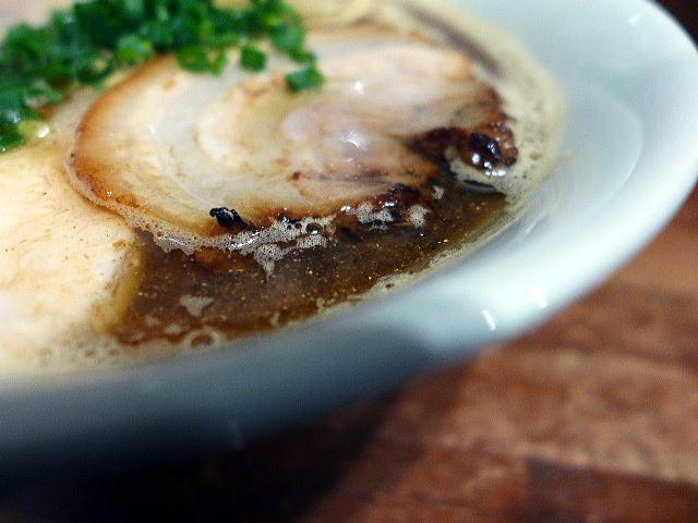 大東本店 麺や而今@05あっさり清湯醤油 芳醇醤油鶏そば(並) 2