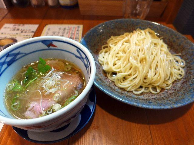 らぁ麺 TORRY@03塩つけ麺 1
