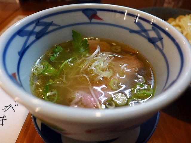 らぁ麺 TORRY@03塩つけ麺 3