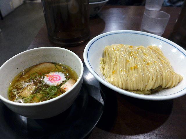麺や 清流@24塩つけ麺 1