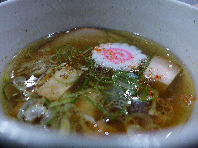 麺や 清流@24塩つけ麺 3