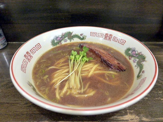 自己流ラーメン 綿麺@101丸鶏醤油 1