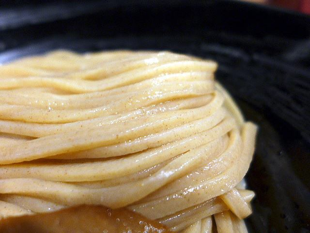 大東本店 麺や而今@06魚介鶏白湯つけ麺 2