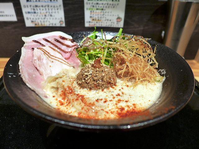 鯛担麺専門店 抱きしめ鯛@02汁あり鯛担麺 1