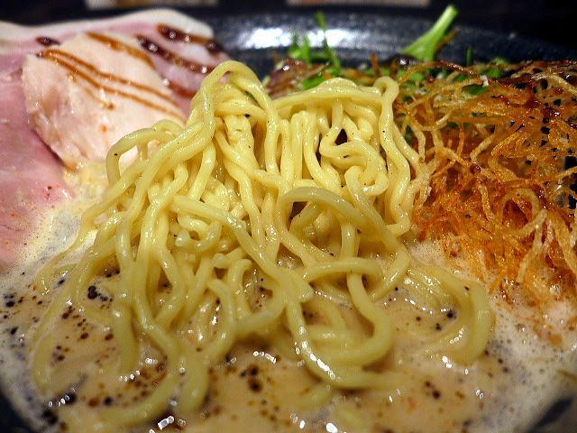 鯛担麺専門店 抱きしめ鯛@02汁あり鯛担麺 3