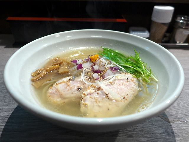 麺屋 DAIKOKU@01塩 香味油 1