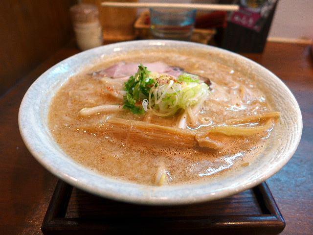 麺や しき@03味噌三昧 1