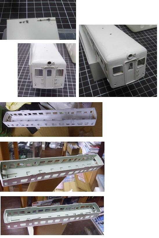 キハ20バス窓塗装8