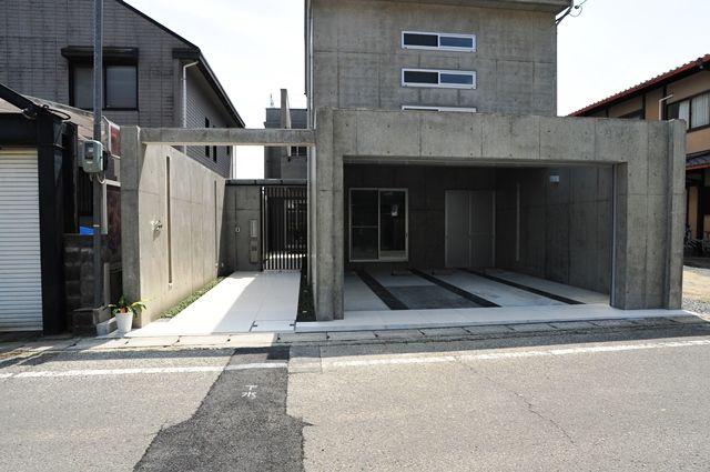京都,滋賀,おしゃれ,かっこいい家,建てる,一級建築士事務所,デザインファースト,モニター価格,モダン,デザイン,家,ご要望にそったこだわりの間取り,外観,個性的な注文住宅,Design 1st.(デザインファースト京都)一級建築士事務所,ご提案