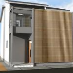 京都市山科区,木造2階建,注文住宅,和モダン,一級建築士事務所