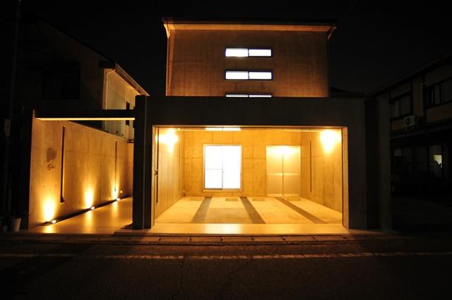京都,滋賀,注文住宅,一級建築士事務所,設計,施工,モダン住宅,デザイナーズ住宅,家づくり,モニター