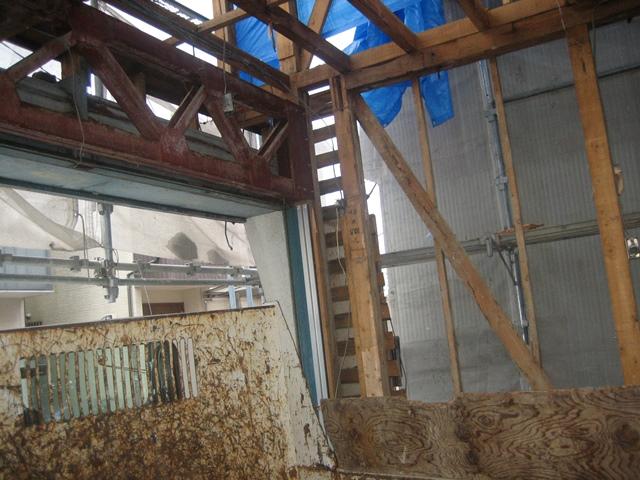 京都市西京区上桂,古民家再生,リフォーム,renovation,解体工事