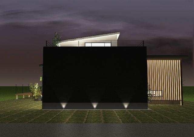 一級建築士事務所,和モダン住宅,注文住宅,京都,滋賀,デザイナーズ住宅,外観