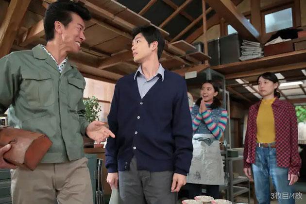 稲垣吾郎さん『スカーレット』出演!は嬉しいが、内田CPがネタバレを!?