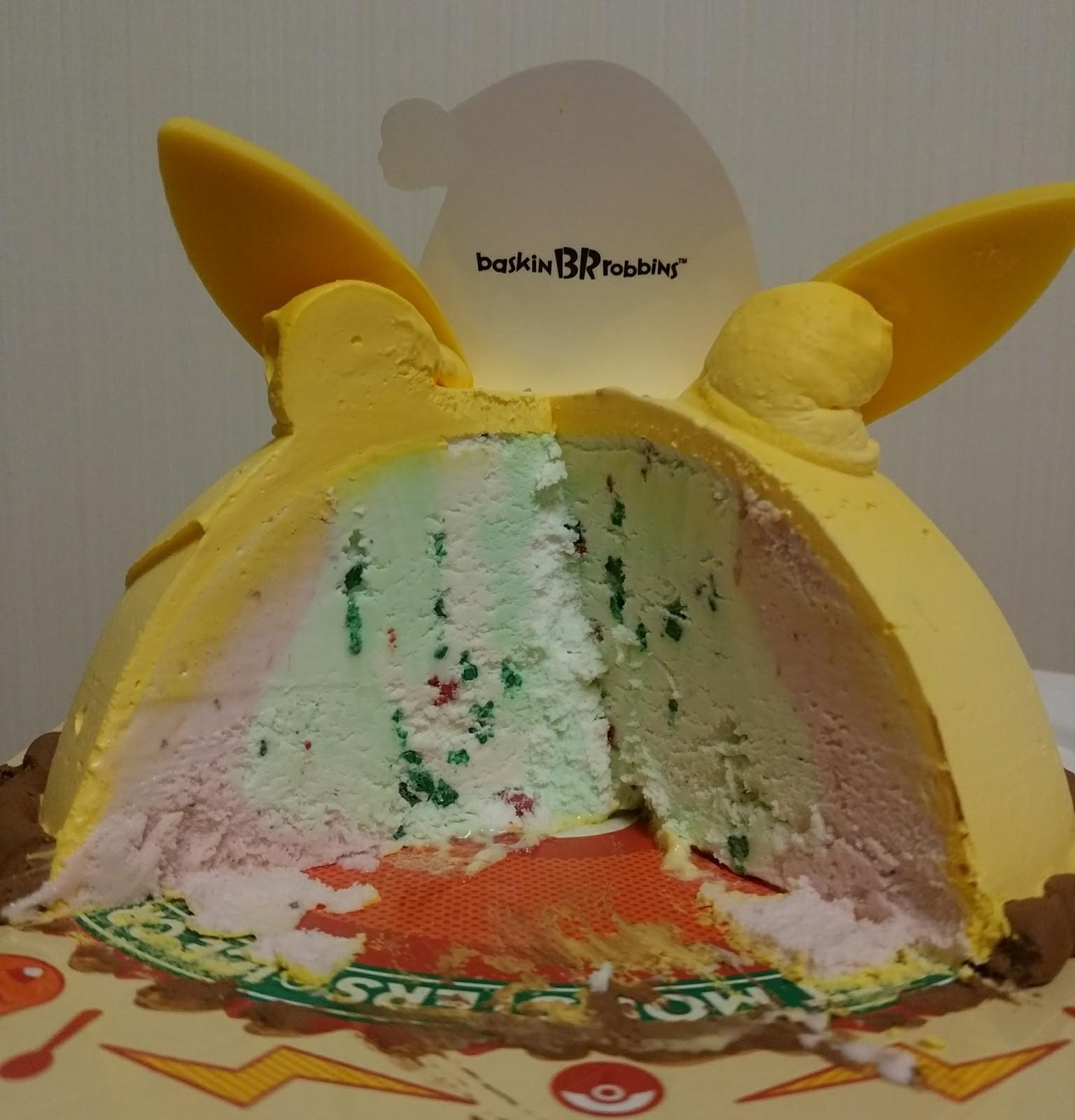 ピカチュウ アイス ケーキ 31