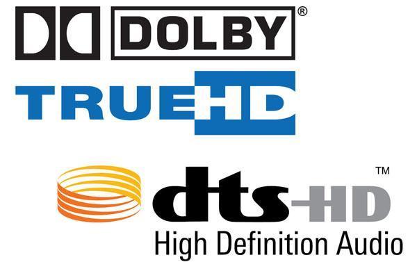 DOLBY TRUE HD と DTS-HD