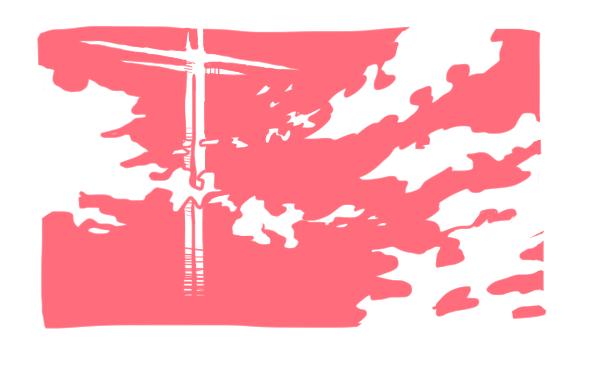 エヴァ十字架