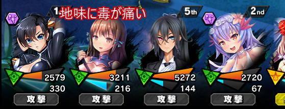土砂降り超上級戦闘03-2