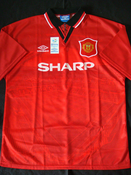 95/96 MANCHESTER UNITED (H)