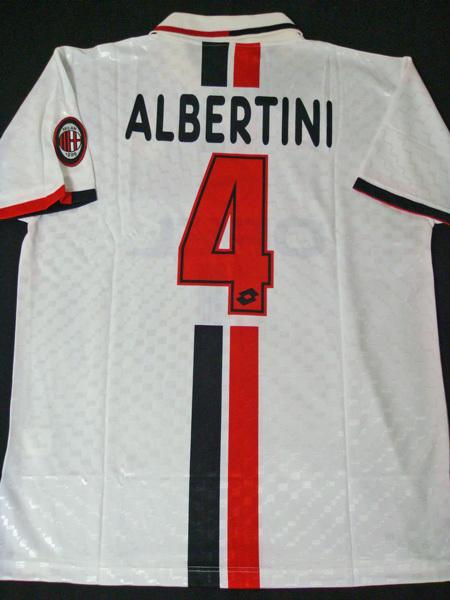 96/97 AC Milan (A)