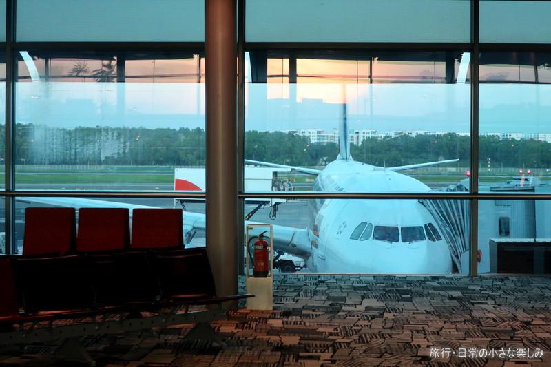 シンガポール航空 機内食 年末 SQ620