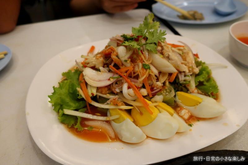タイ料理 55ポチャナー 有名 バンコク 激ウマグルメ