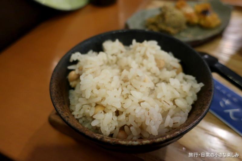 中央食堂・さんぼう 胡麻豆腐鍋