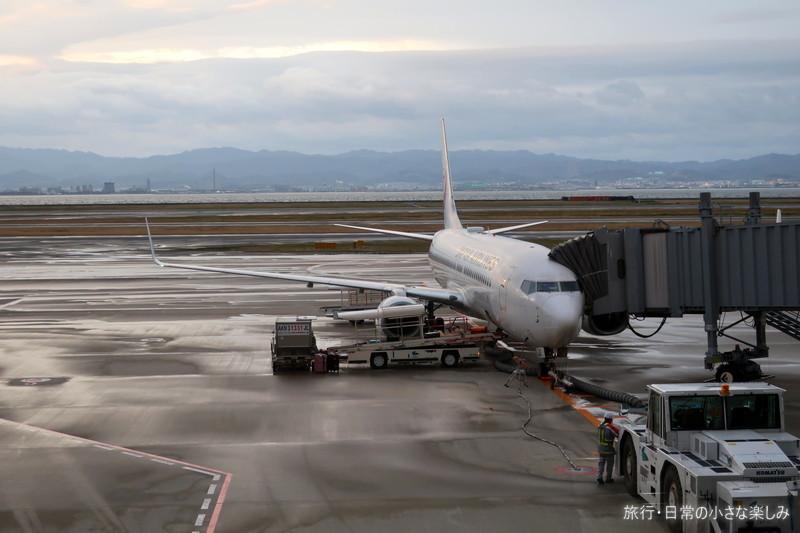 関西空港 JAL ラウンジ