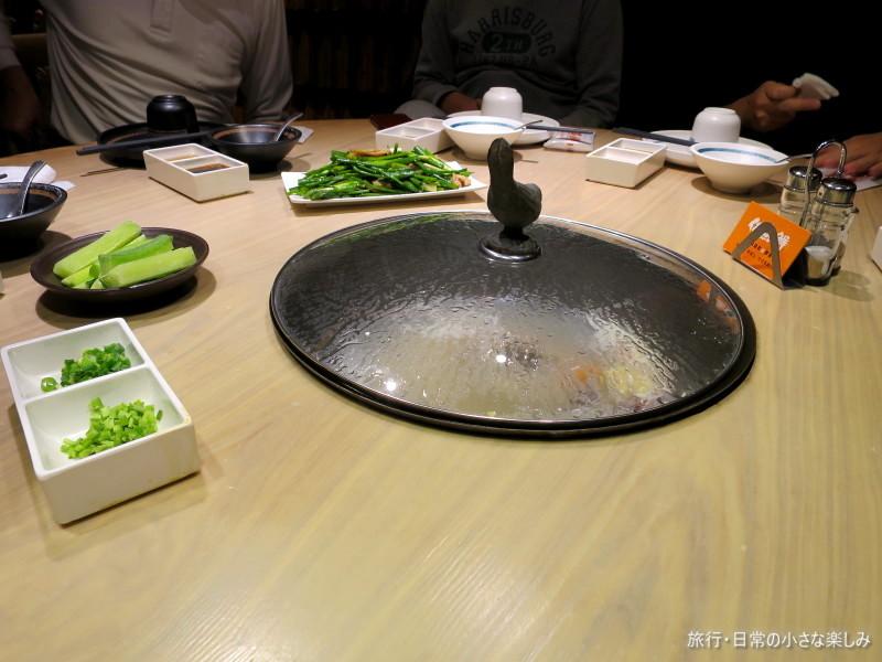海鮮蒸鍋「伯蒸鮮」 青島名物