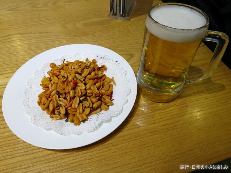 青島空港 朝食