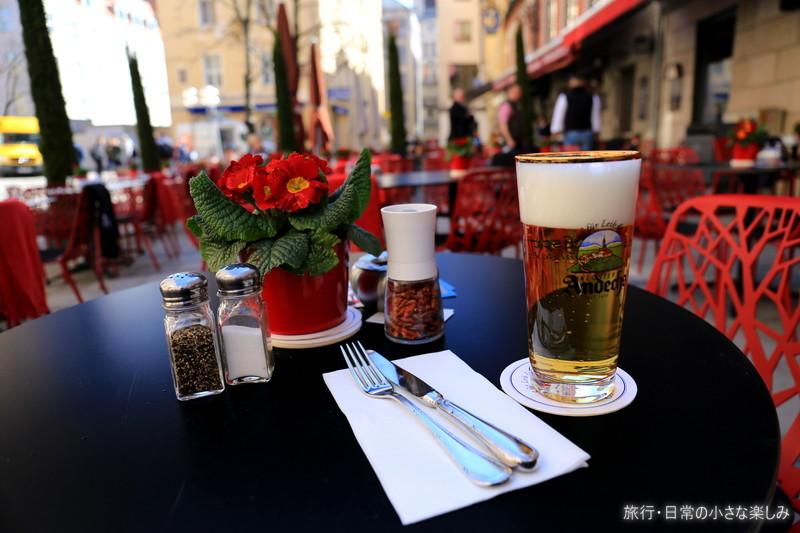 ミュンヘン Andechser am Dom ビール