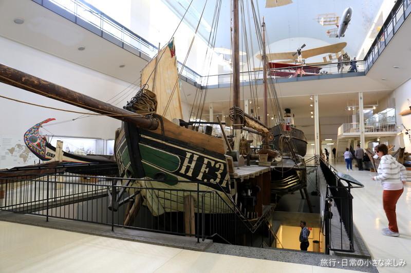 ミュンヘン・ドイツ博物館