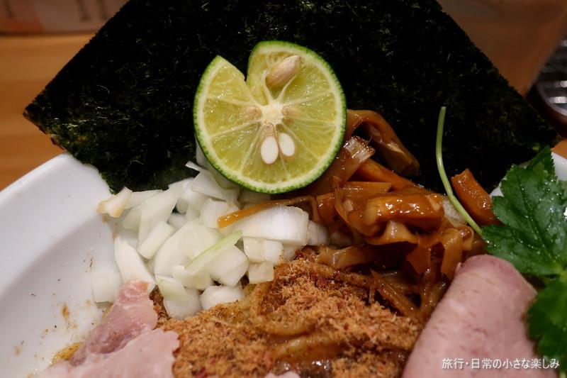 本町製麺所 阿倍野卸売工場 中華そば工房 汁なし中華そばプライム (美章園)
