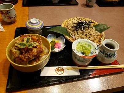 野菜丼ー2